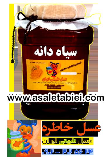 عسل سیاه دانه (تابستانه) درجه 1